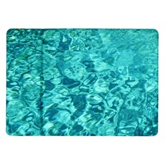 Turquoise Water Samsung Galaxy Tab 10 1  P7500 Flip Case by trendistuff