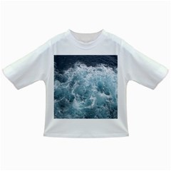 Ocean Waves Infant/toddler T Shirts by trendistuff