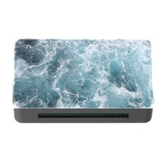 Ocean Waves Memory Card Reader With Cf by trendistuff