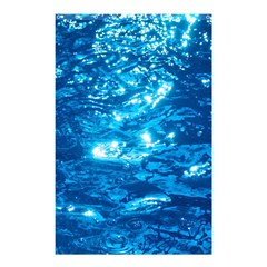 Light On Water Shower Curtain 48  X 72  (small)  by trendistuff