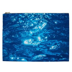 Light On Water Cosmetic Bag (xxl)  by trendistuff