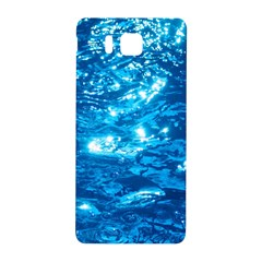 Light On Water Samsung Galaxy Alpha Hardshell Back Case by trendistuff