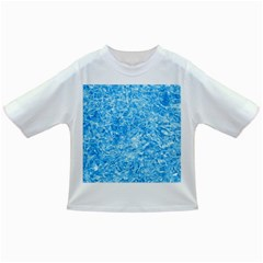 Blue Ice Crystals Infant/toddler T Shirts by trendistuff