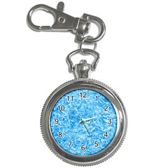Blue Ice Crystals Key Chain Watches by trendistuff
