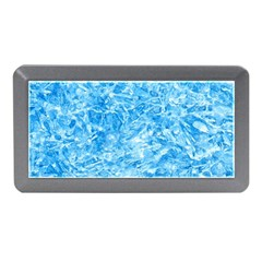 Blue Ice Crystals Memory Card Reader (mini) by trendistuff