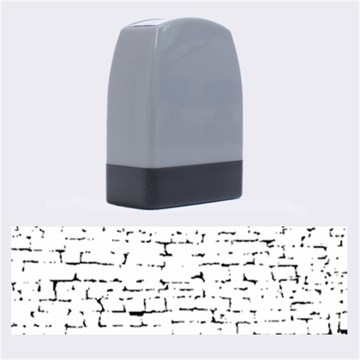 STONE WALL GREY Name Stamps