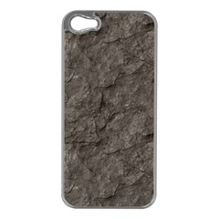 Stone Apple Iphone 5 Case (silver) by trendistuff