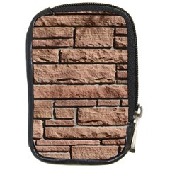 Sandstone Brick Compact Camera Cases by trendistuff