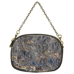 Rusty Stone Chain Purses (one Side)  by trendistuff