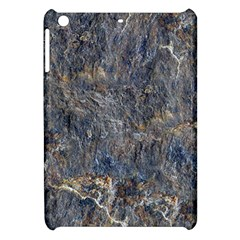 Rusty Stone Apple Ipad Mini Hardshell Case by trendistuff