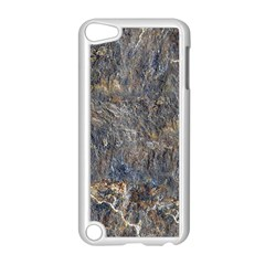 Rusty Stone Apple Ipod Touch 5 Case (white) by trendistuff
