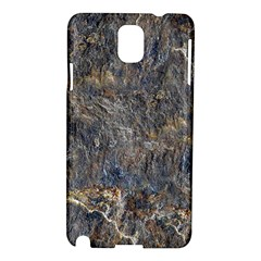 Rusty Stone Samsung Galaxy Note 3 N9005 Hardshell Case by trendistuff