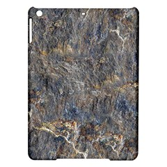 Rusty Stone Ipad Air Hardshell Cases by trendistuff