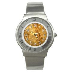 Rosia Montana Stainless Steel Watches by trendistuff