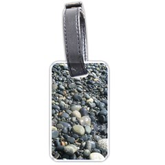 Pebbles Luggage Tags (two Sides) by trendistuff