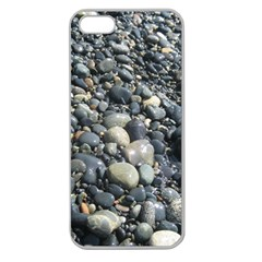 Pebbles Apple Seamless Iphone 5 Case (clear) by trendistuff