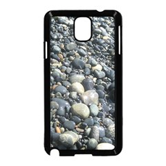 Pebbles Samsung Galaxy Note 3 Neo Hardshell Case (black) by trendistuff