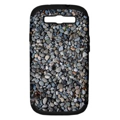 Pebble Beach Samsung Galaxy S Iii Hardshell Case (pc+silicone) by trendistuff