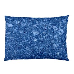 Marble Blue Pillow Cases