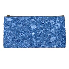 Marble Blue Pencil Cases by trendistuff
