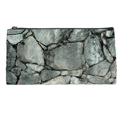 Grey Stone Pile Pencil Cases by trendistuff