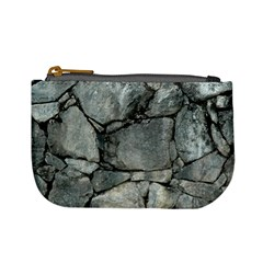 Grey Stone Pile Mini Coin Purses by trendistuff