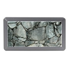 Grey Stone Pile Memory Card Reader (mini) by trendistuff