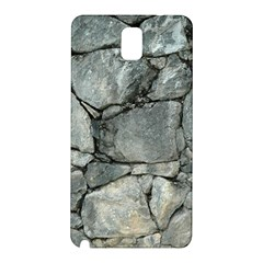 Grey Stone Pile Samsung Galaxy Note 3 N9005 Hardshell Back Case by trendistuff