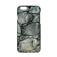 Grey Stone Pile Apple Iphone 6/6s Hardshell Case by trendistuff