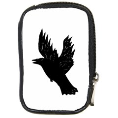 Crow Compact Camera Cases by JDDesigns