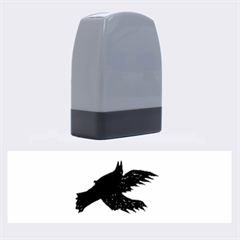 Crow Name Stamp by JDDesigns