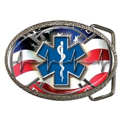 American Paramedic Belt Buckles by allthingseveryday