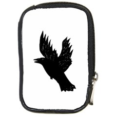 Hovering Crow Compact Camera Cases by JDDesigns