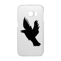 Hovering Crow Galaxy S6 Edge by JDDesigns