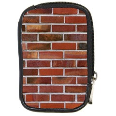 Colorful Brick Wall Compact Camera Cases by trendistuff