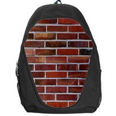 Colorful Brick Wall Backpack Bag by trendistuff