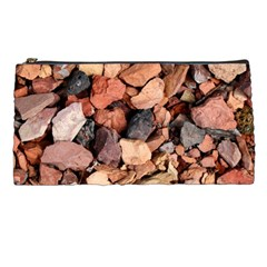 Colored Rocks Pencil Cases by trendistuff