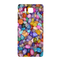 Colored Pebbles Samsung Galaxy Alpha Hardshell Back Case by trendistuff
