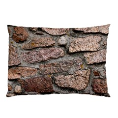 Cemented Rocks Pillow Cases