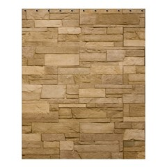 Block Wall 2 Shower Curtain 60  X 72  (medium)  by trendistuff