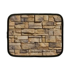 Block Wall 1 Netbook Case (small)  by trendistuff