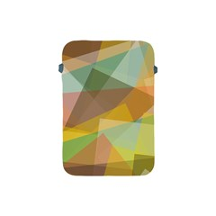 Fading Shapes Apple Ipad Mini Protective Soft Case by LalyLauraFLM
