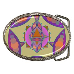 Mandala Belt Buckles by Valeryt