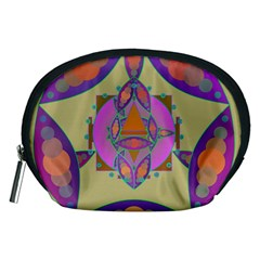 Mandala Accessory Pouches (medium)  by Valeryt