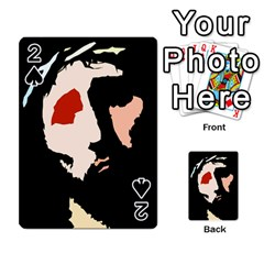 Christ Playing Cards 54 Designs  by Valeryt