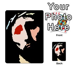 Christ Multi Purpose Cards (rectangle)  by Valeryt