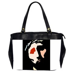 Christ Office Handbags (2 Sides)  by Valeryt