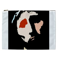 Christ Cosmetic Bag (xxl)  by Valeryt