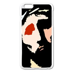 Christ Apple Iphone 6 Plus/6s Plus Enamel White Case by Valeryt