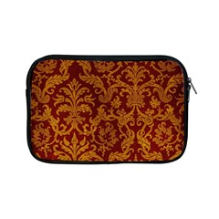 Royal Red And Gold Apple Ipad Mini Zipper Cases by trendistuff